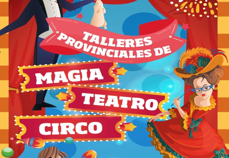 Cacabelos pone en marcha los talleres provinciales de magia, teatro y circo 1