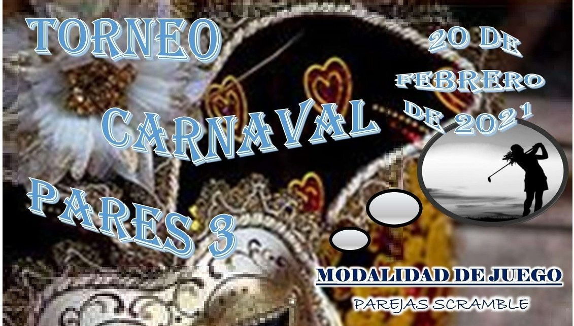 EL Club de Golf Bierzo organiza un torneo de Carnaval este fin de semana 1