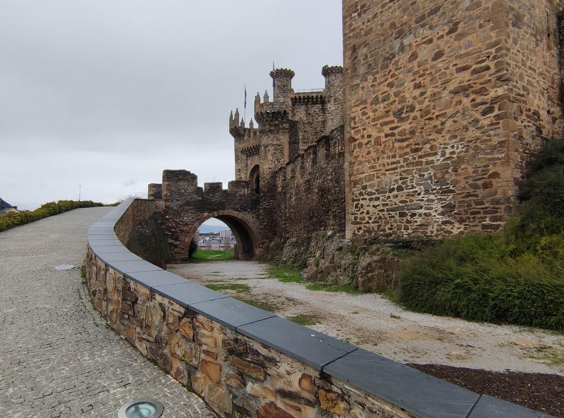 El Castillo de los Templarios de Ponferrada,<protagonista en la serie documental