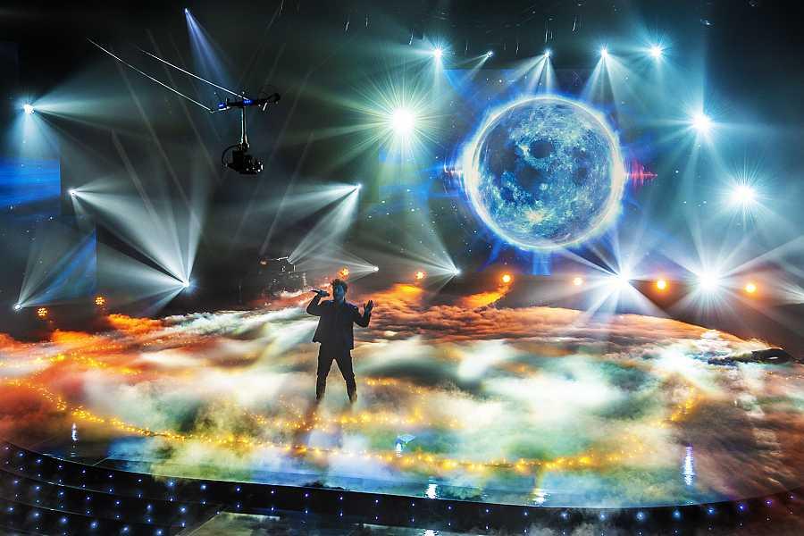 Blas Cantó participará en Eurovisión 2021 con la emocionante balada 'Voy a quedarme' 1