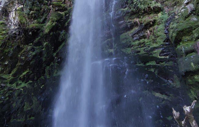 La Cascada del Gualtón. Ruta en Carracedo de Compludo 1