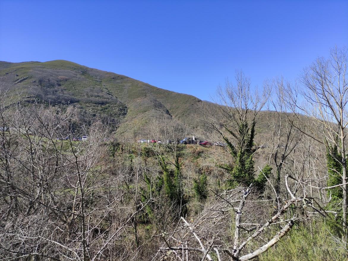 La Cascada del Gualtón. Ruta en Carracedo de Compludo 10