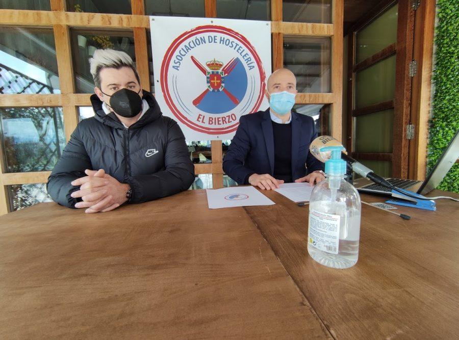 Los hosteleros de Bierzo se plantan: Caceroladas, demandas e incluso una caravana a Valladolid para reivindicar sus peticiones 1