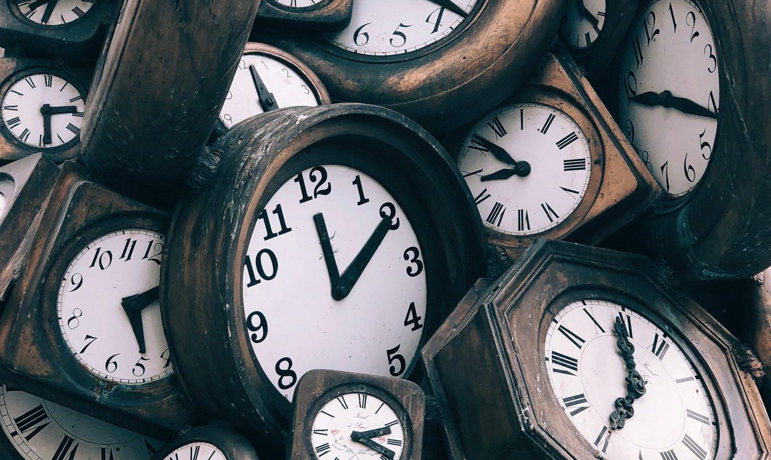 ¿Cuándo es el cambio de hora? ¿Será la última vez que cambiemos la hora? 1
