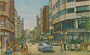 Así soñaba la Ponferrada de Celso López Gavela en 1986, como sería la ciudad en el año 2000 5