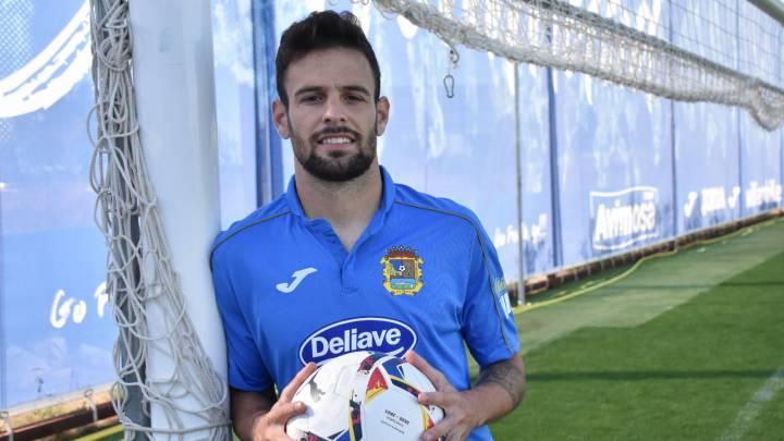 La Deportiva incorpora al lateral Moi Delgado 1