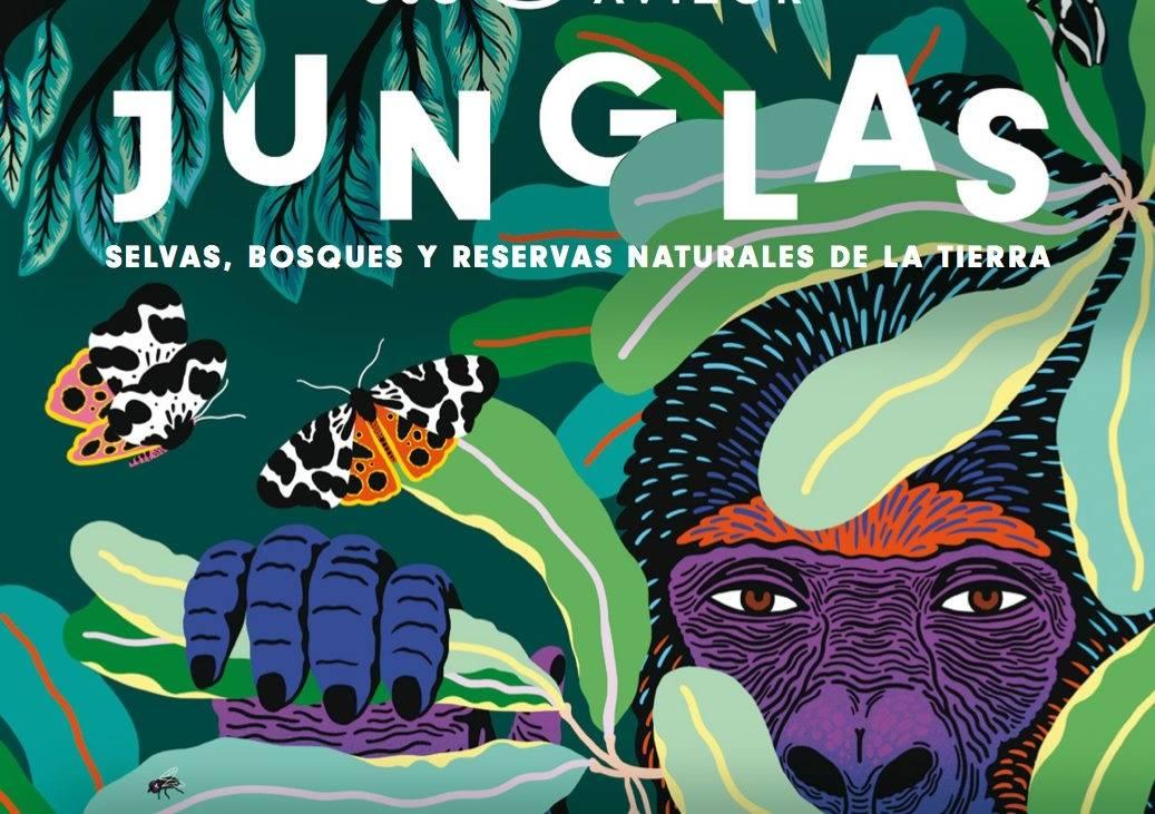 Junglas, bosques y reservas naturales en los talleres infantiles del Museo Munic para esta semana 1