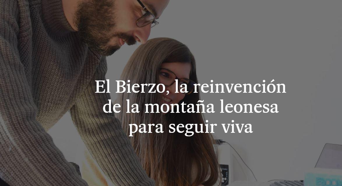 El diario El País retrata en un reportaje, como el Bierzo lucha por seguir vivo 1