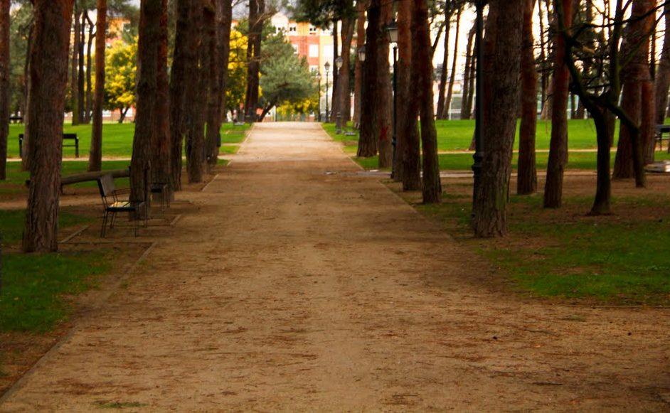 Ponferrada cierra preventivamente sus parques por las previsiones meteorológicas 1