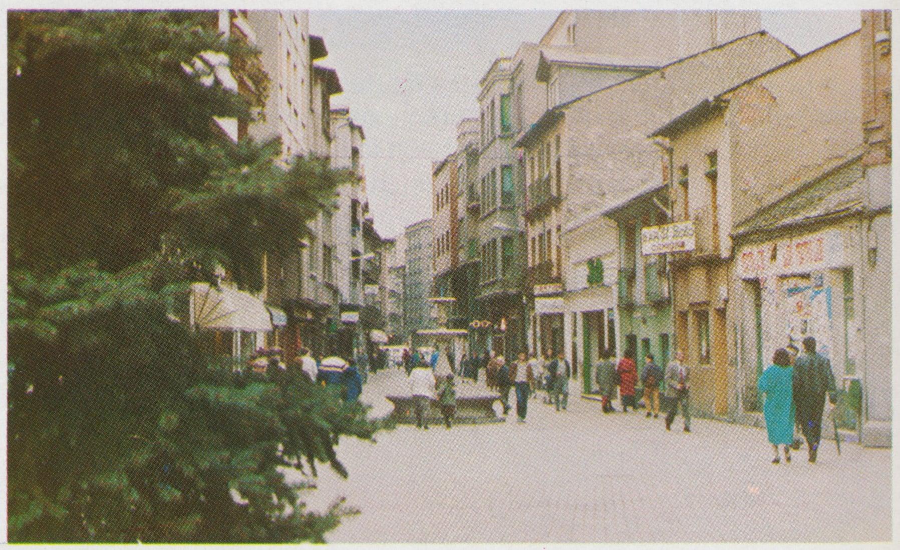 Así soñaba la Ponferrada de Celso López Gavela en 1986, como sería la ciudad en el año 2000 4