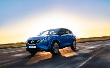 Nissan presenta la nueva versión del exitoso Qashqai 7
