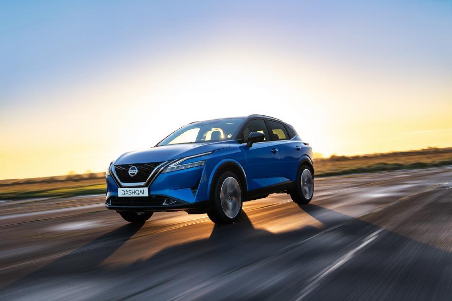 Nissan presenta la nueva versión del exitoso Qashqai 1