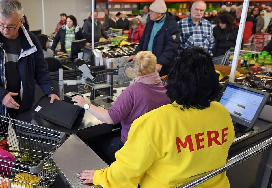 Mere, el supermercado ruso que llega a España y compite en precio con Lidl o Aldi, abrirá tienda en León este año 1