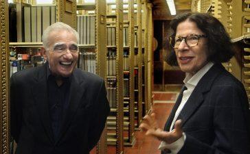 'Supongamos que Nueva York es una ciudad' la nueva serie de Martin Scorsese junto a Fran Lebowitz 1