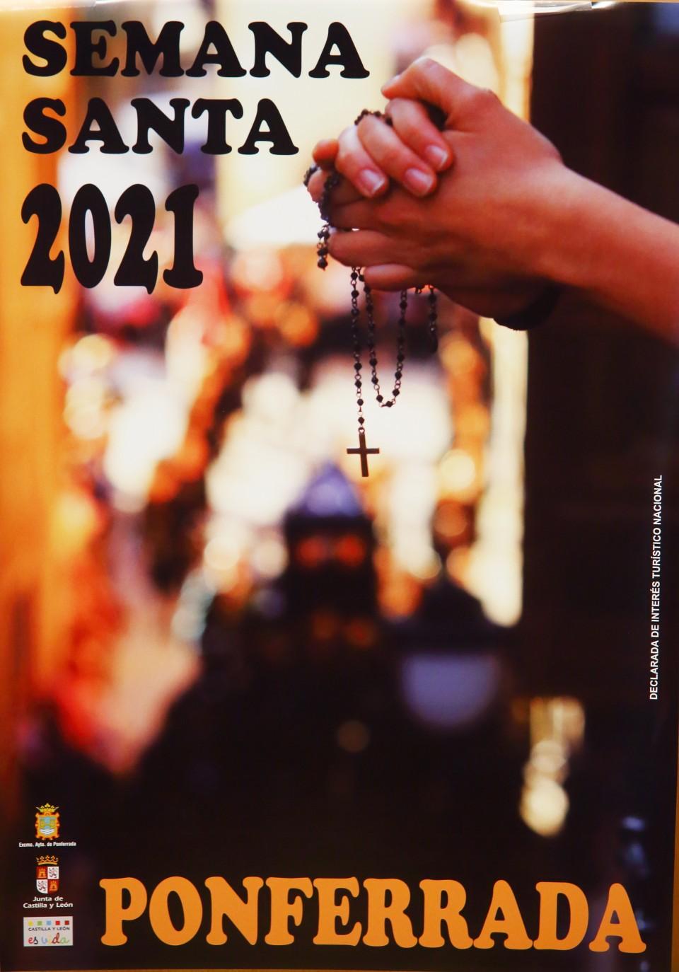 La Semana Santa ponferradina pendiente de los permisos para poder realizar actividades seguras alternativas 2