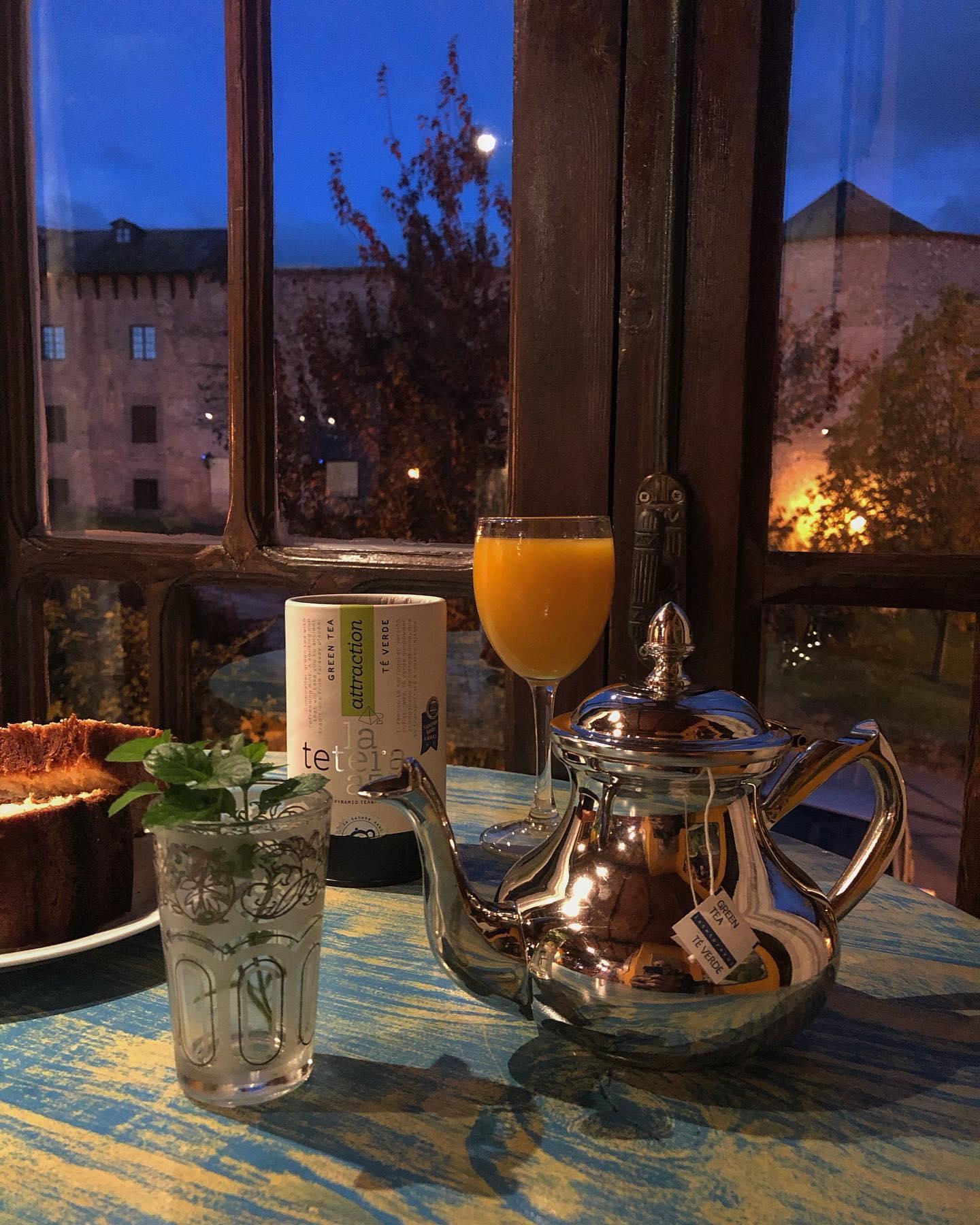 Reseña Gastronómica Restaurante la Puerta del Perdón en Villafranca del Bierzo. 7