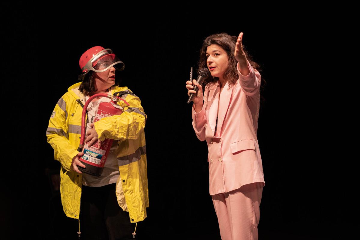 """""""Feminismo para torpes"""" conmemora el Día Internacional de la Mujer 2021 en el Bergidum 1"""