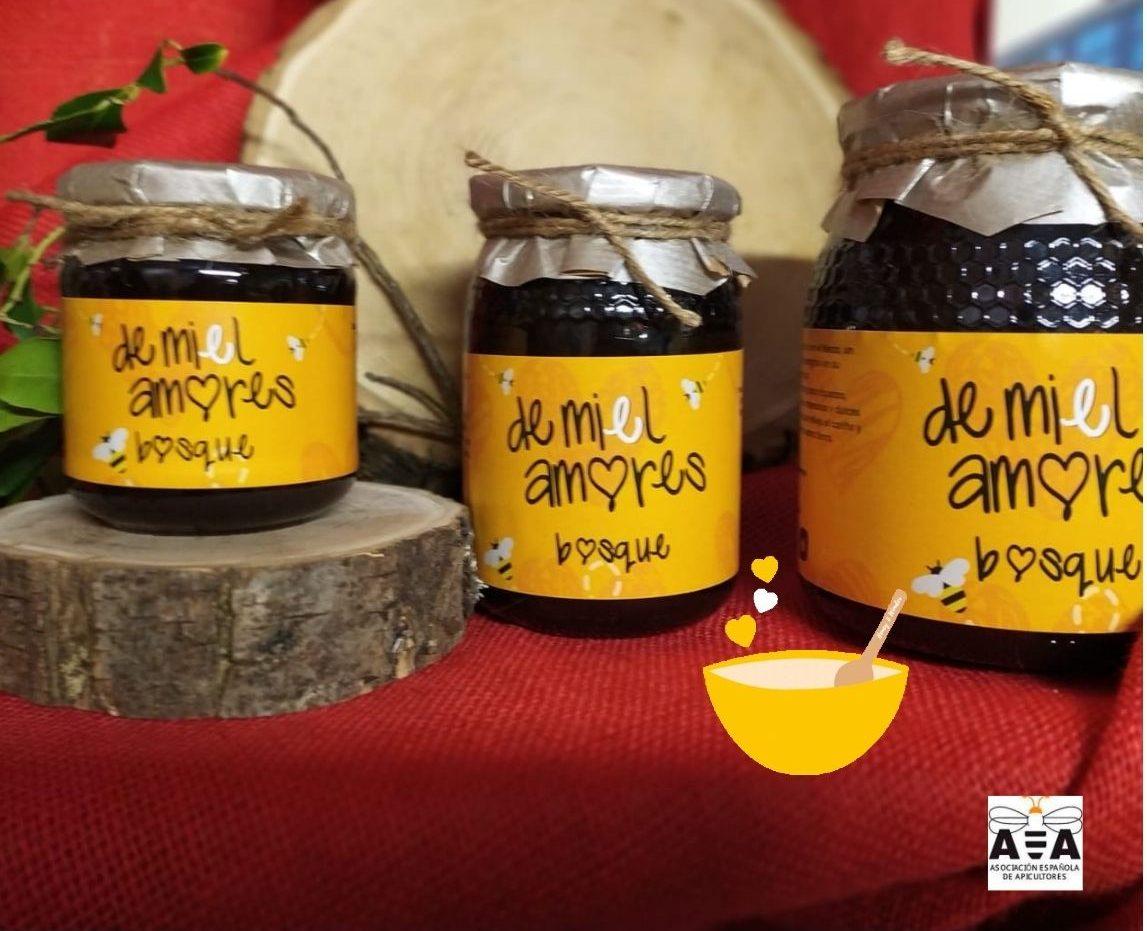 'De miel Amores' gana el IV Concurso organizado por la Asociación Española de Apicultores 1