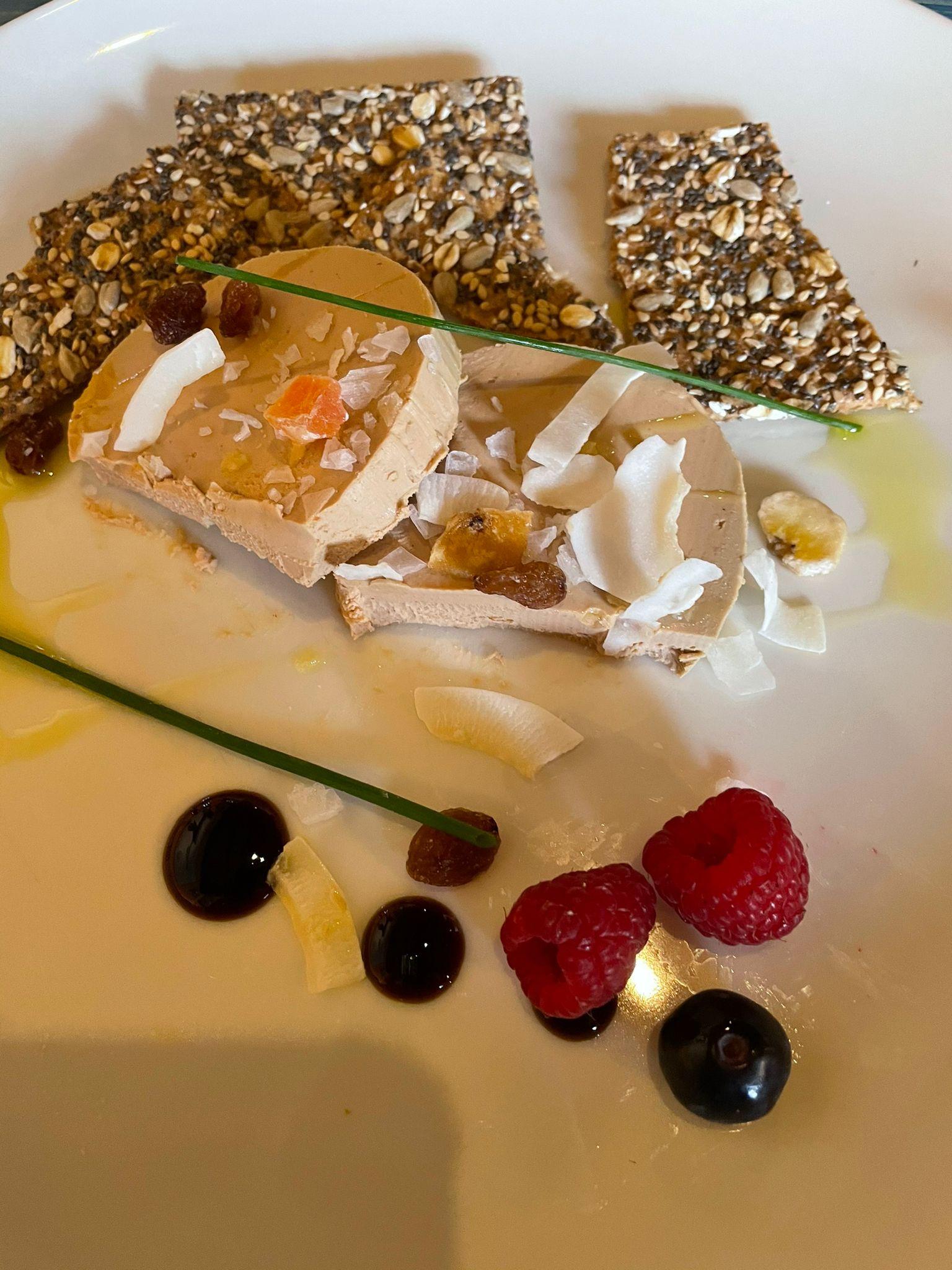 Reseña Gastronómica Restaurante la Puerta del Perdón en Villafranca del Bierzo. 4