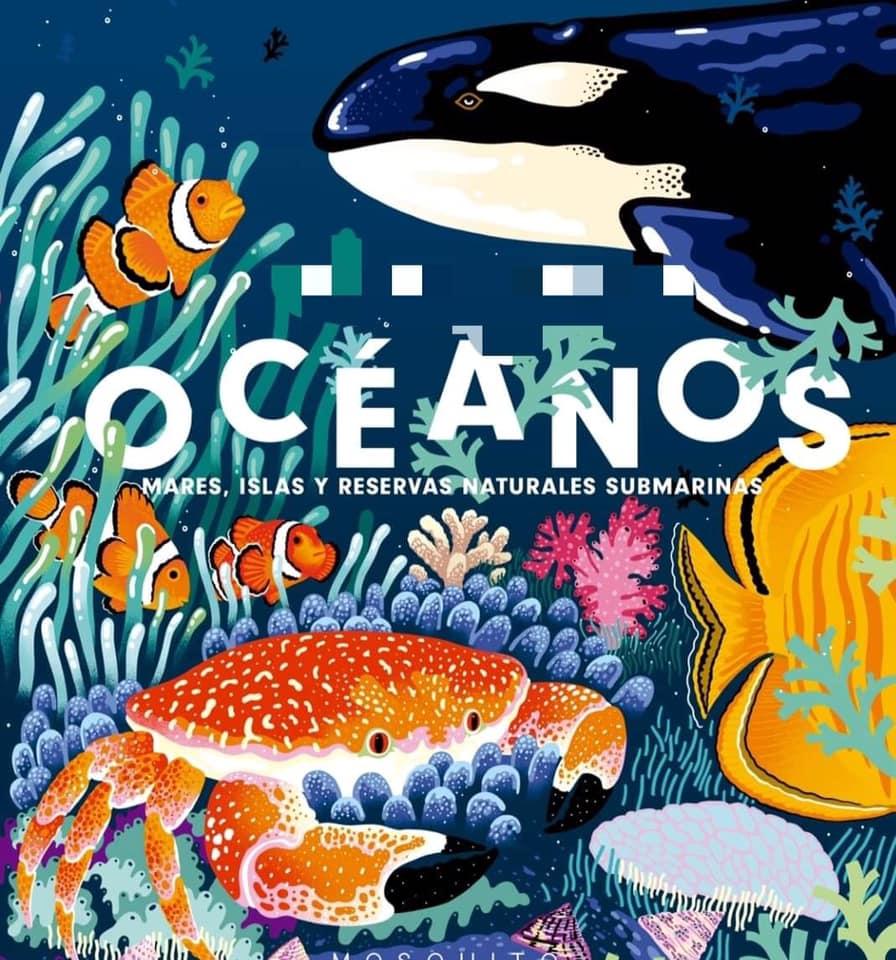 Taller infantil Oceanos, la próxima semana en el Munic de Carracedelo 1