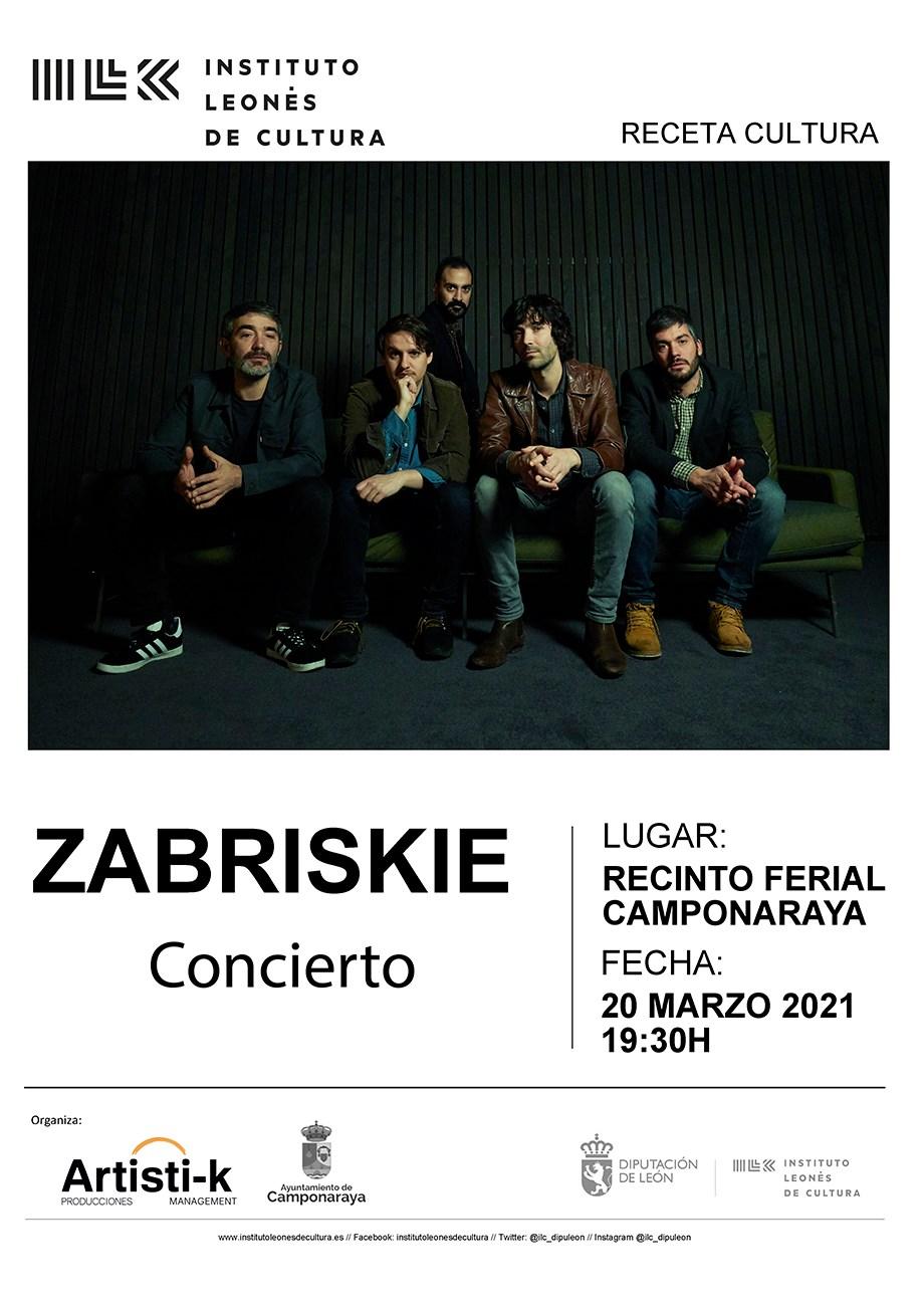 Música en directo en Camponaraya hoy sábado con los leoneses Zabriskie 2