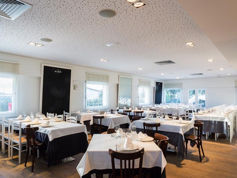 Reseñas gastronómicas: Restaurante