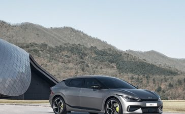 KIA EV6 Un diseño inspirador, rendimiento extraordinario y espacio innovador 4