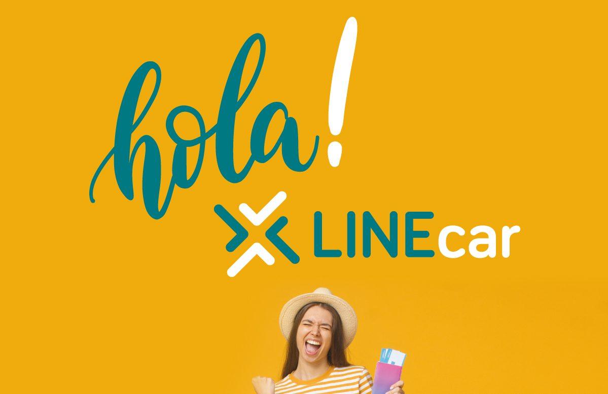 La firma berciana Aupsa da la bienvenida a su nueva marca LINEcar. Hola LINEcar, Gracias AUPSA 1