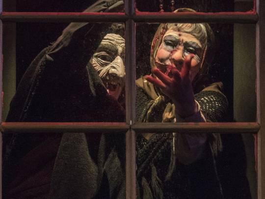 """Teatro """"Retablo de la avaricia, la lujuria y la muerte"""" el domingo en el Benevivere 1"""