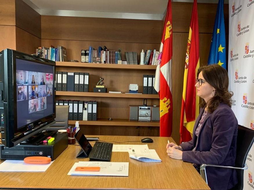 La Junta constituye la Mesa Sectorial de Turismo, Cultura y Ocio para impulsar la recuperación del sector ante la crisis de la COVID-19 1