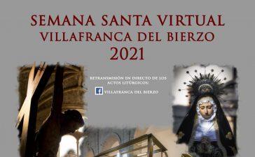 Villafranca del Bierzo vuelve a vivir su histórica Semana Santa de manera virtual 51