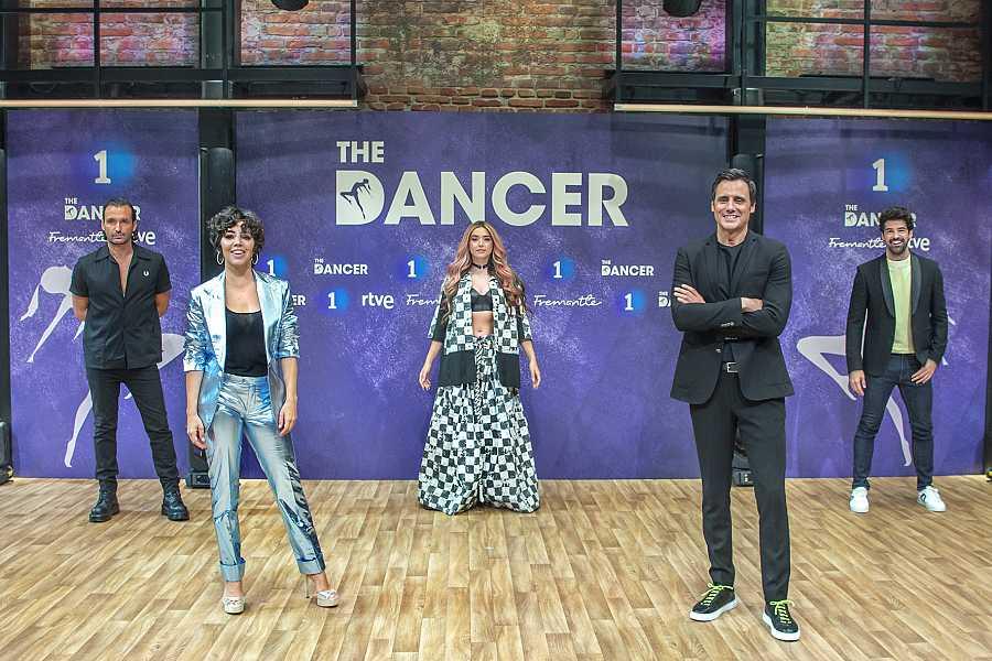 'The Dancer': La 1 busca al mejor bailarín de España 1