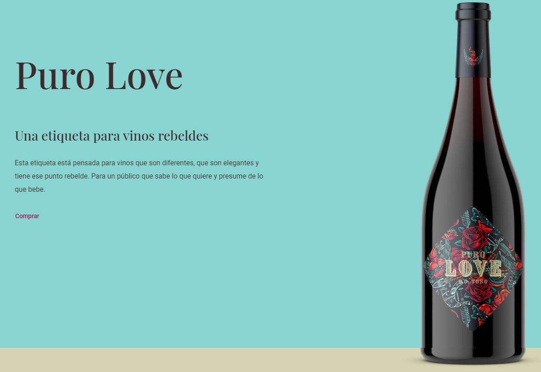 Etiquettes, la primera web de venta online de etiquetas para vinos, tiene aroma berciano 1