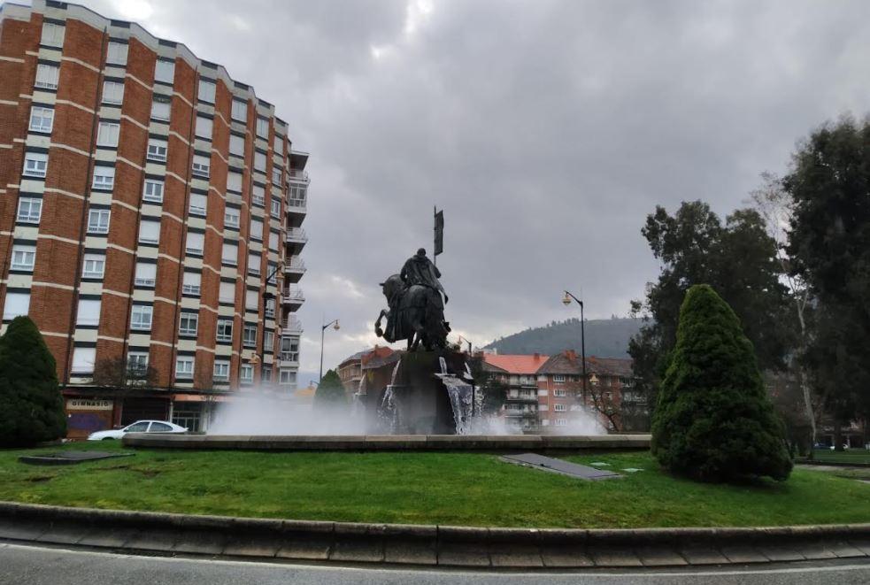 Ponferrada pone a punto once fuentes públicas de la ciudad 1