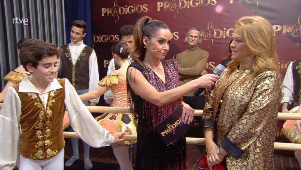 Jorge, el bailarín berciano que triunfa en 'Prodigios' de Rtve 1