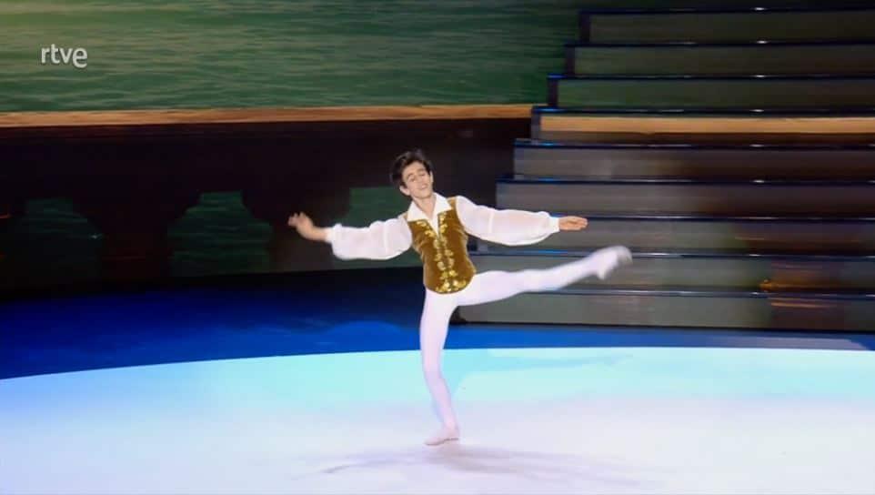 Jorge, el bailarín berciano que triunfa en 'Prodigios' de Rtve 2