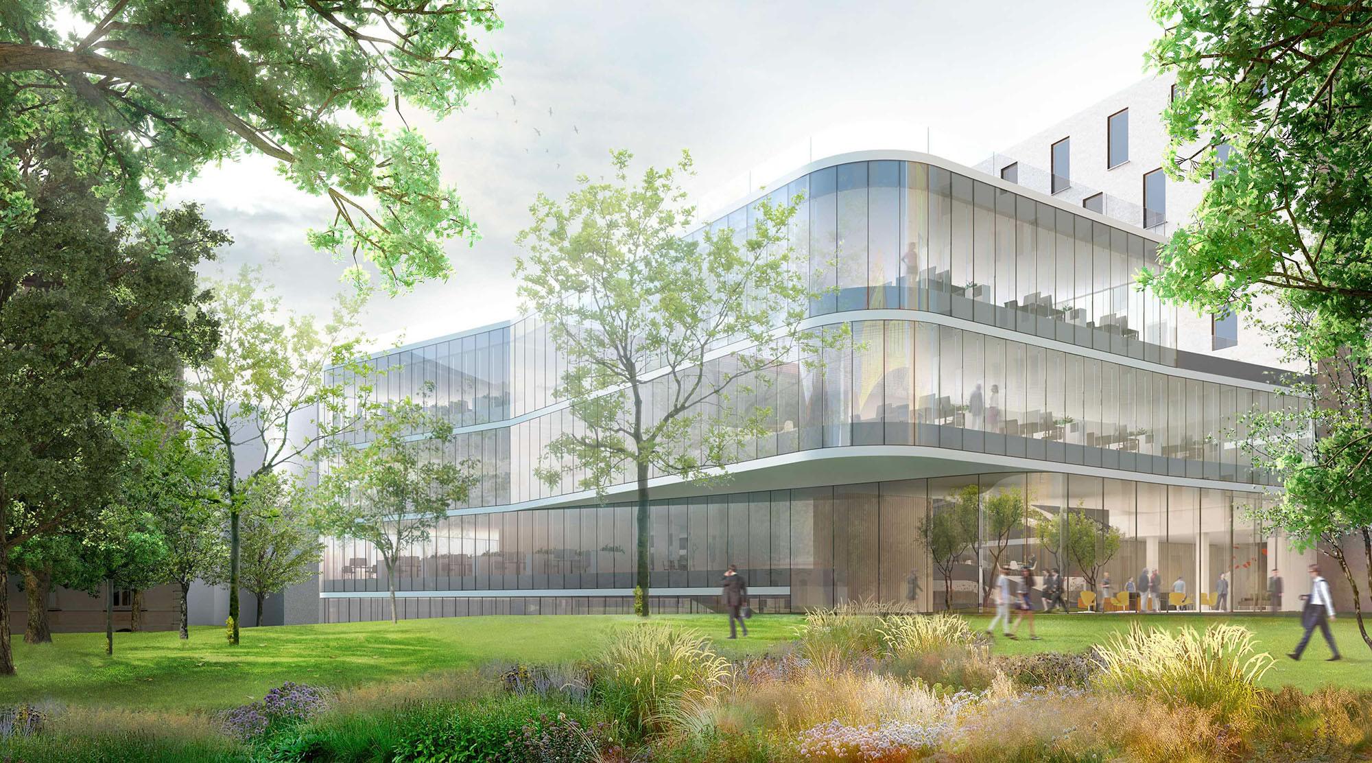 La cristalera berciana Tvitec vestirá con vidrios ecoeficientes la nueva sede de la lujosa Luxottica en Milán 1