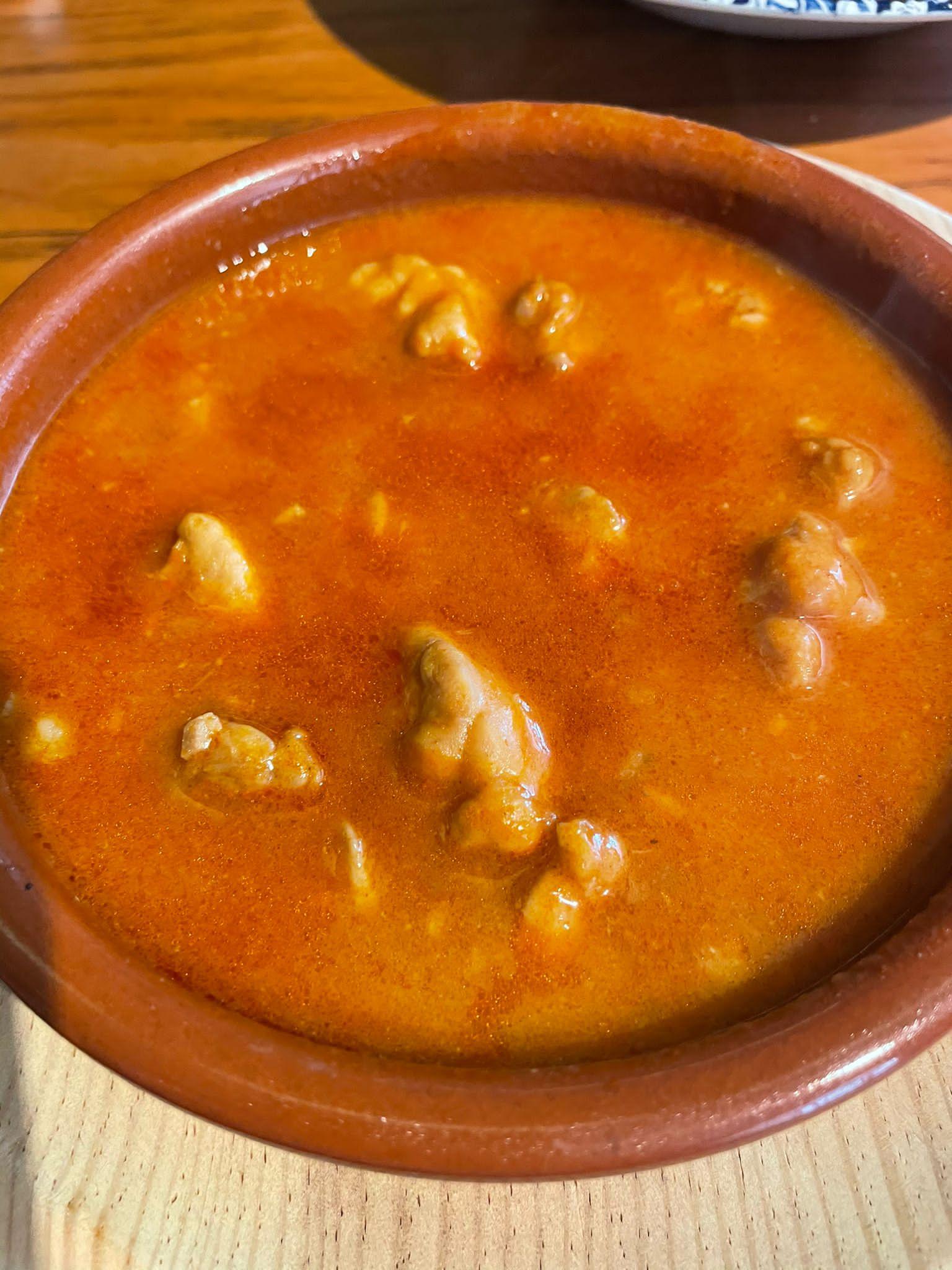 Reseñas gastronómicas: Restaurante Casa Mando de León 2