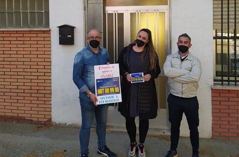 La asociacion Radiotaxi de Ponferrada consigue recaudar 600€ para ayudar a la familia de Anabel 1