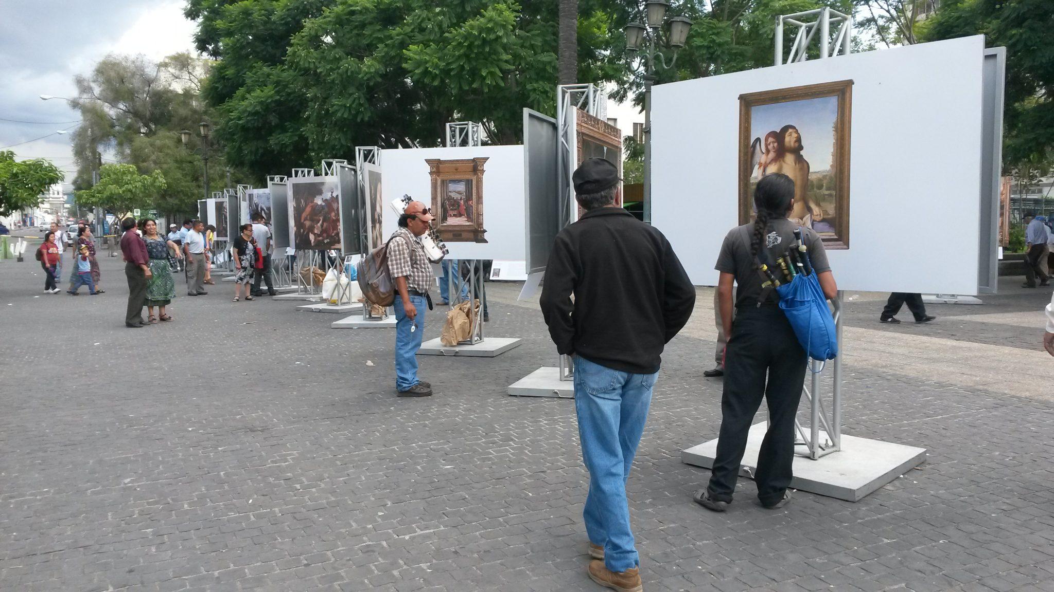 La exposición 'El Museo del Prado en las calles' recorrerá las nueve provincias de Castilla y León 1