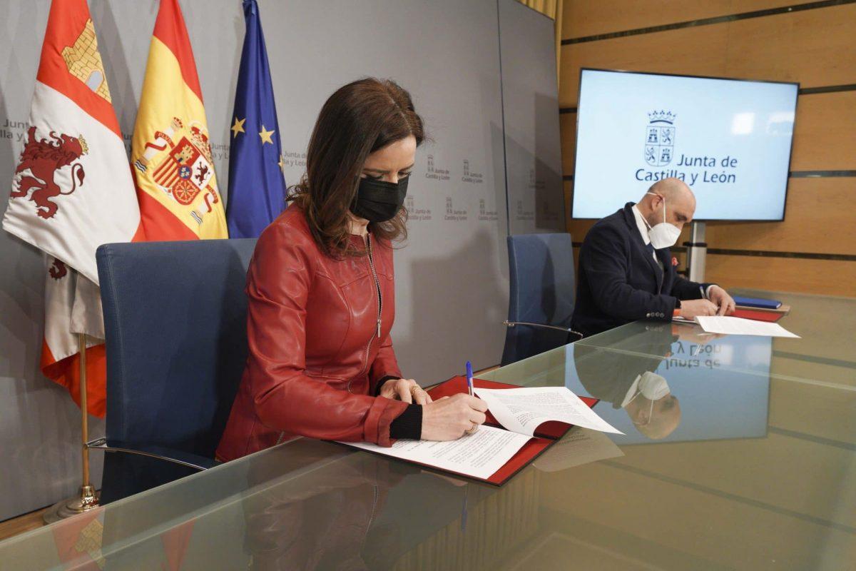 La Junta abre una nueva convocatoria de ayudas para fomentar la contratación estable de quienes hayan perdido su empleo a raíz de la Covid-19 1