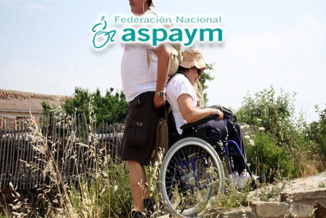 Aspaym recibe más de 600.000 euros para acomenter los servicios de apoyo a personas con discapacidad física 1