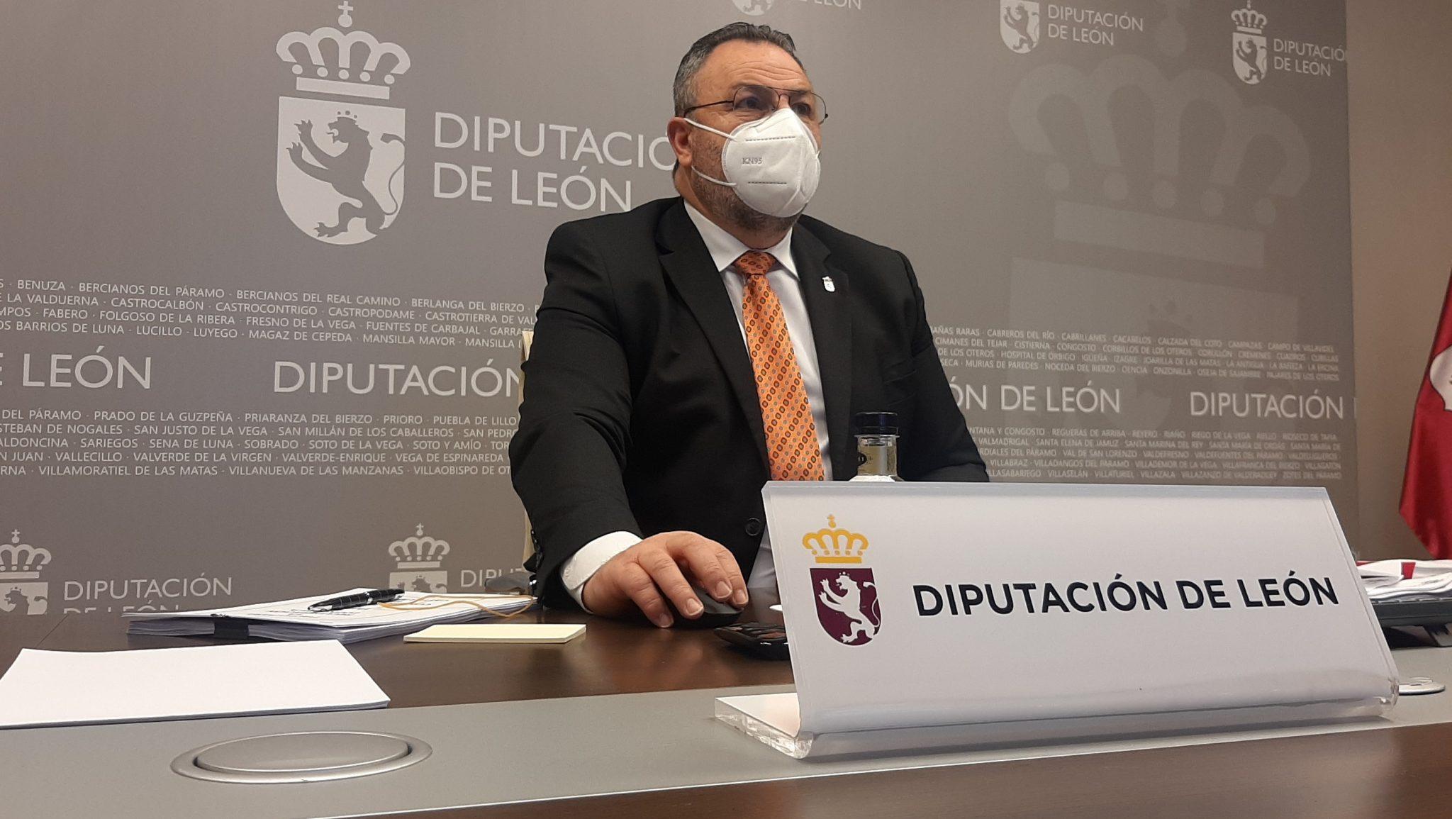 La Diputación incrementa hasta los 900.000 euros la inversión prevista para el Plan de Emprendedores 2021 1