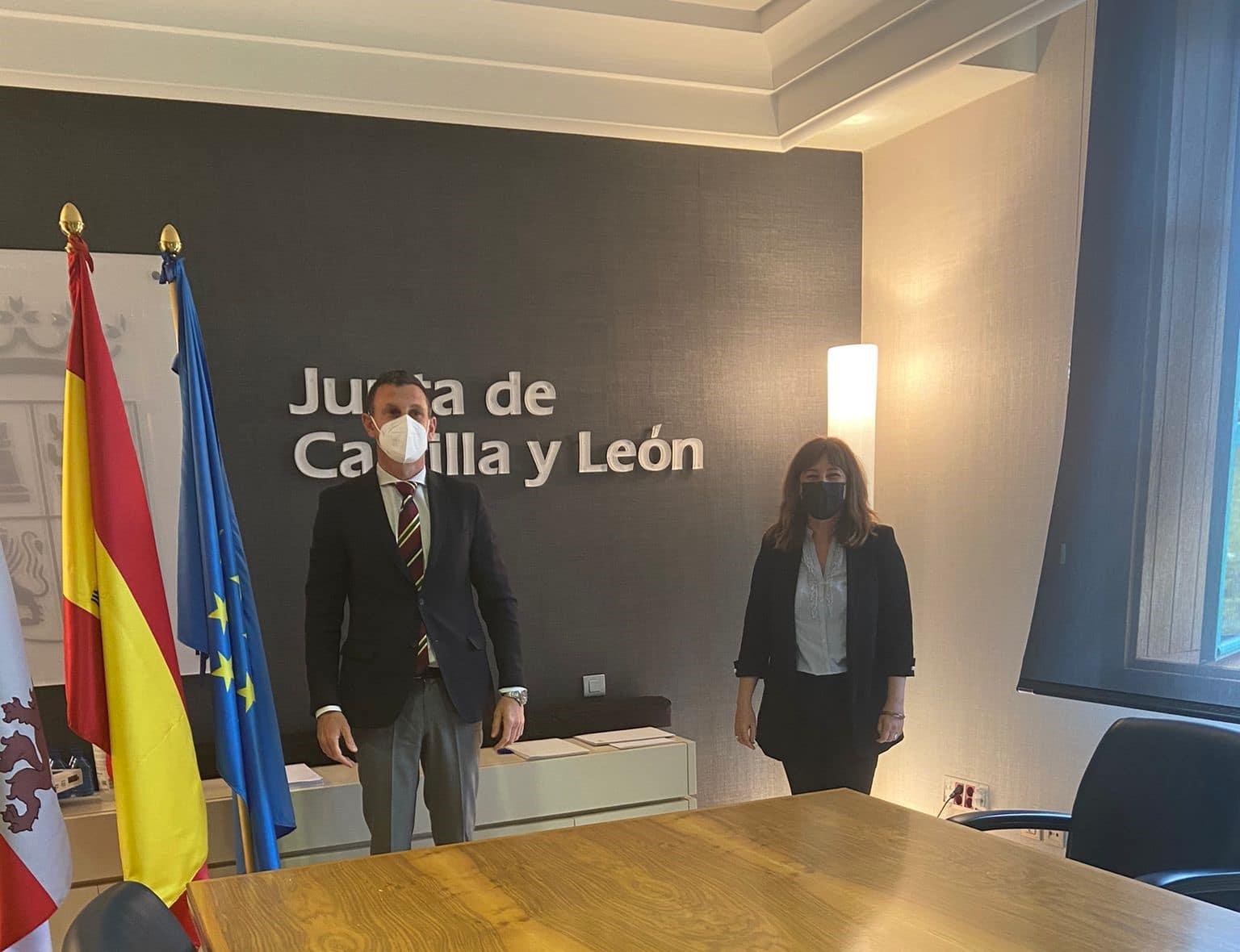 La Junta de Castilla y León y la Fundación Execyl constituyen un grupo de trabajo para atraer y retener el talento en la Comunidad 1
