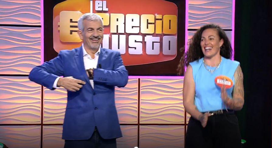 Berena Alvarez -Telecincoi