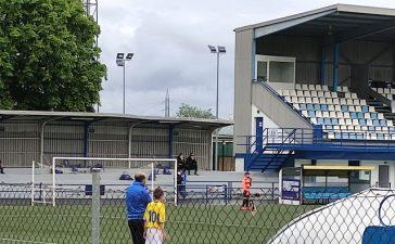 Liga Volvmos de Fútbol Base. Jornada del 20 de junio 2021 7