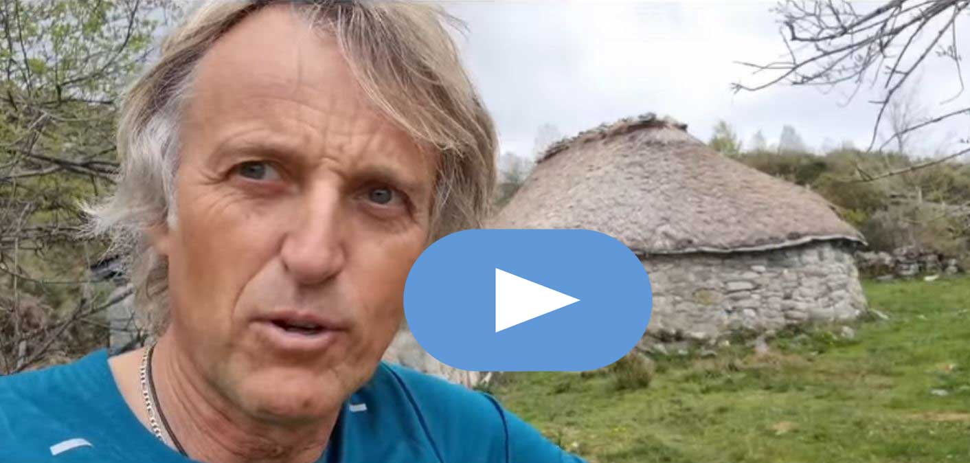 VÍDEO ▷  Jesús Calleja muestra Campo del Agua, Teixeira y los Ancares al mundo 1