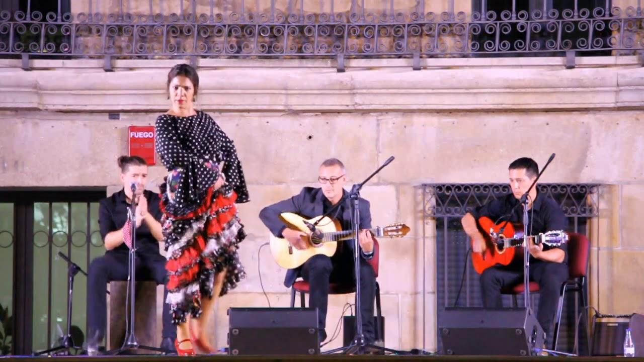 El Teatro Muncipal de Cubillos del Sil retoma su actividad con la actuación del cuadro flamenco de Lita Blanco 1
