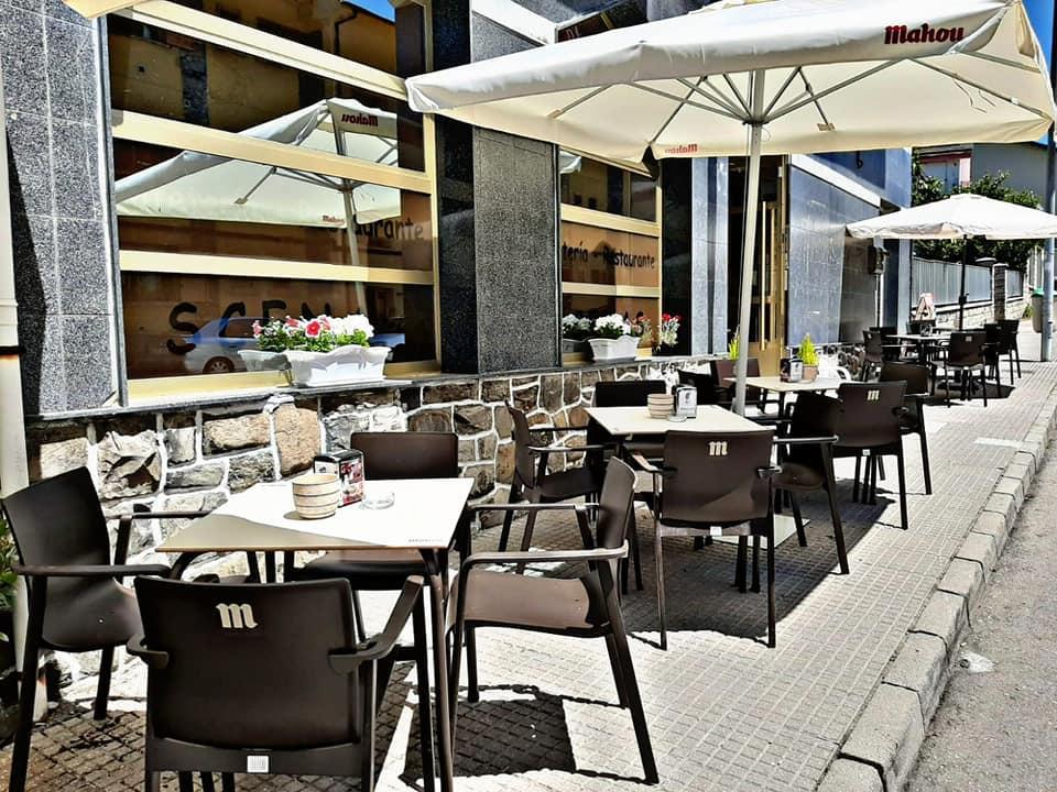 Reseñas gastronómicas: Café Restaurante Scenas en Cerredo 1