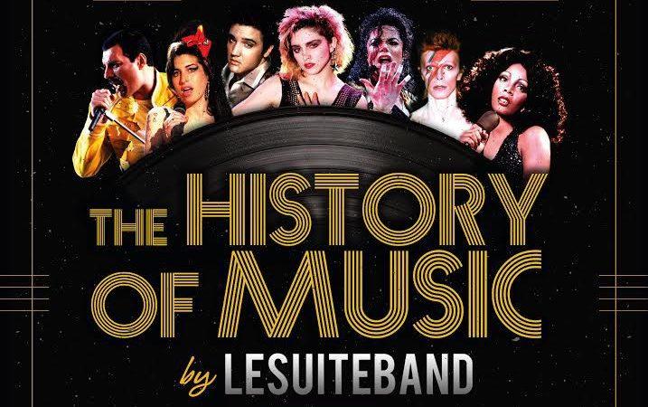 La Suite Band regresa este viernes a la terraza de La Moncloa para repasar la historia de la música 1